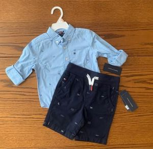 Tommy Hilfiger Set ~ Baby Toddler Clothes ~ 2T & 3T ~ New for Sale in Thornton, CO
