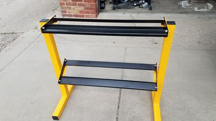 NEW 2 TIER DUMBBELL RACK for Sale in Chicago, IL