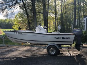 2006 Palm Beach Center Console for Sale in VINT HILL FRM, VA