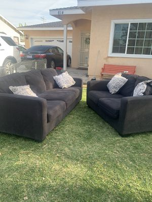 Sofa and love seat for Sale in Santa Ana, CA