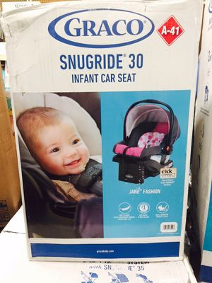 Graco snugride 30 car seat for Sale in Las Vegas, NV