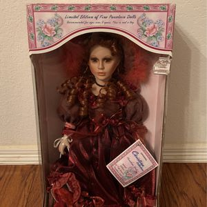 Christina Collection Porcelain Doll for Sale in DFW Airport, TX