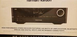 Harman/kardon HK 3770 Receiver for Sale in Vancouver, WA