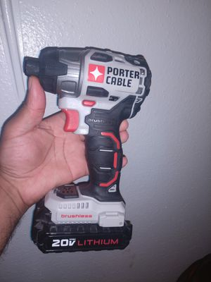 Porter Cable impact drill for Sale in Houston, TX