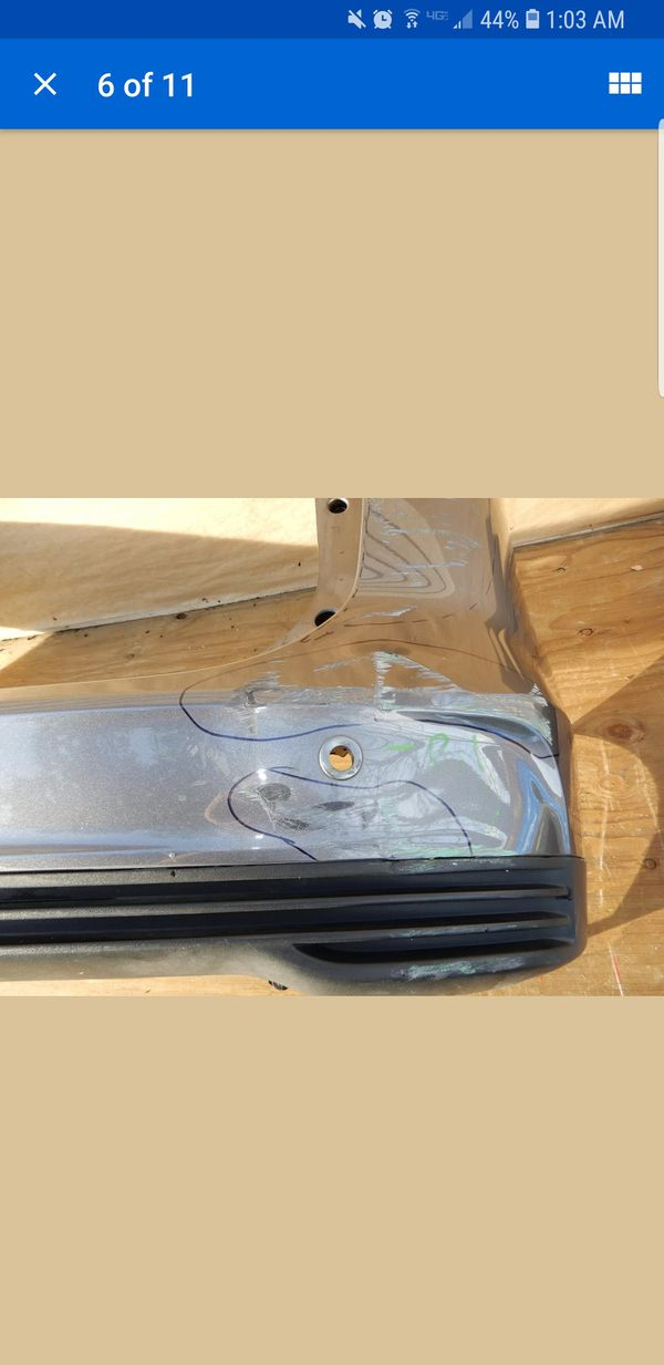 2013 2014 2015 2016 FORD C-Max Rear Bumper Cover OEM