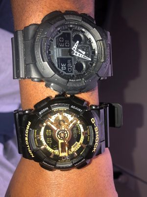 (2)!! Fresh G-Shocks Protection Watches for Sale in Glen Burnie, MD