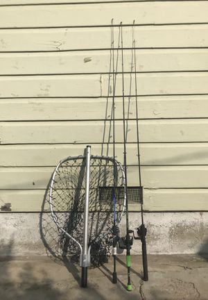 Rods and Net for Sale in Lynwood, CA
