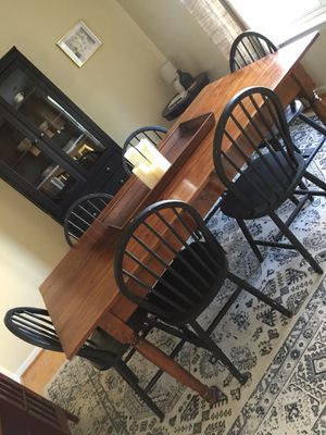 Custom Farmhouse Dining Table for Sale in Charlottesville, VA