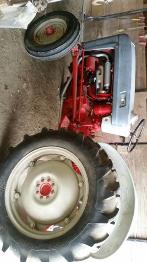 1957 Ford 640 tractor for Sale in New Lenox, IL