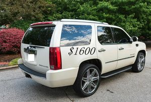 🤝Urgent🍀 Sale I sell my Suv 2008 Cadillac🍀$1.600🙏 for Sale in Chattanooga, TN
