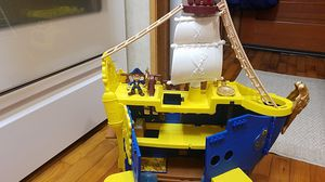 Jake and the Neverland pirate ship for Sale in Odessa, FL