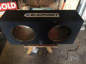 12' speaker box for Sale in Minneapolis, MN