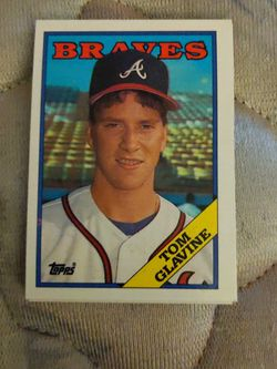 1988 Tom Glavine Rookie Card for Sale in Aliso Viejo,  CA