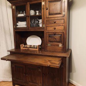 Authentic Hoosier Baking Cabinet for Sale in Warrenton, VA