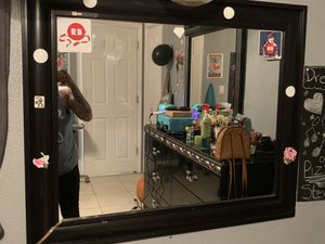 Black mirror for Sale in Fort Myers, FL