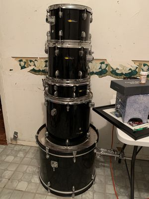 Sound Percussion 5 piece Drum set for Sale in Laurel, MD