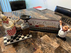 Home decor 3 pieces for Sale in Auburn, WA