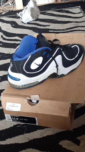 Penny Hardaway Nike 11.5 for Sale in Salt Lake City, UT