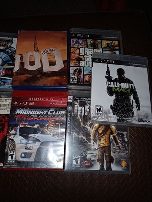 13 PS3 games for Sale in Boston, MA