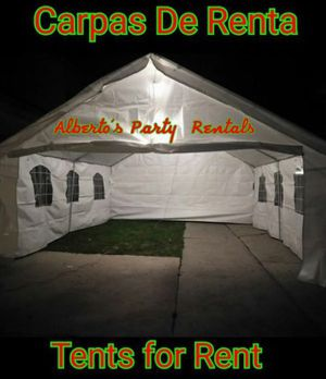 Tents ... Jumpers N more for Sale in Montclair, CA