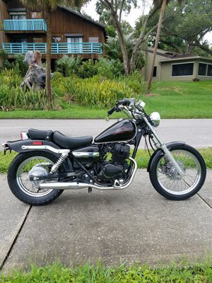Honda rebel 250cc Motorcycle for Sale in Clearwater, FL