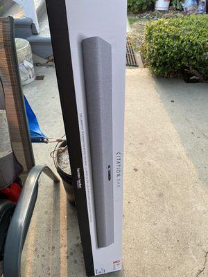 Harman Kardon citation bar gray for Sale in Los Angeles, CA