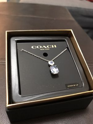 Necklace Coach for Sale in Queens, NY