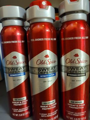 48hr old spice deordant spray for Sale in Baldwin Park, CA