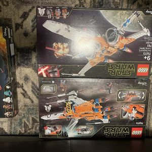 Mew LEGO 75273 Star Wars Poe Dameron's X-Wing Starfighter for Sale in Los Angeles, CA