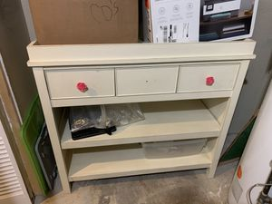 Restoration hardware changing table for Sale in Wethersfield, CT