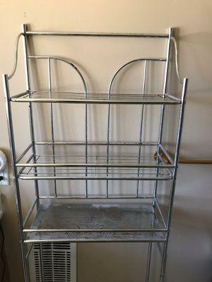 Free Bathroom rack for Sale in Hollister, CA