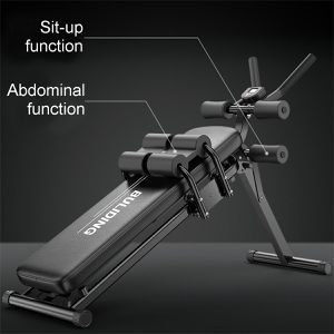 3 In 1 Multifunction Folding Weight Bench, 3 Levels Adjustable Abdominal Exercise Machine for Sale in Los Angeles, CA