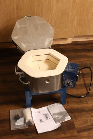 Kiln for pottery. Home Hobby 110v for Sale in Nutley, NJ