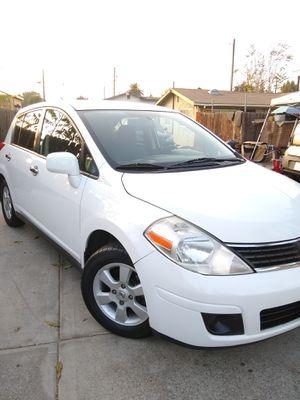 2008 NISSAN VERSA EXCELLENT CLEAN TITLE (similar Kia Hyundai Mazda Toyota Honda ) for Sale in Pomona, CA