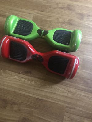 Two hoverboard both work perfect for Sale in Halethorpe, MD