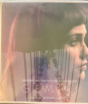 GEMINI [ORIGINAL MOTION PICTURE SOUNDTRACK] NEW VINYL for Sale in Phoenix, AZ