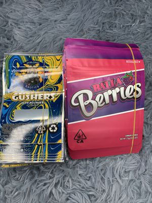 3.5g Mylar Bags for Sale in Detroit, MI