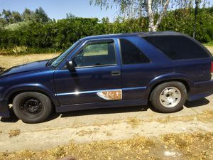02 chevy blazer 800 as is for Sale in Lodi, CA