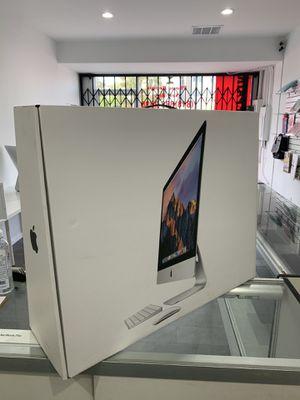 iMac (Retina 5k 27-inch)-3.4GHz Intel Core I5-8GB memory -1T fusion hard drive for Sale in Los Angeles, CA