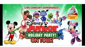 3 Disney Junior Holiday Party tickets for Sale in Glendale, AZ
