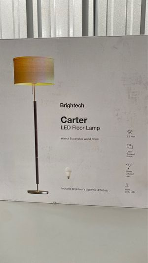 Brightech Carter LED Floor Lamp for Sale in Long Beach, CA