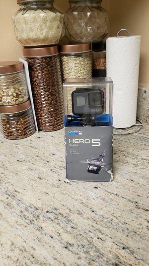 GoPro Hero 5 Black 4k for Sale in Safety Harbor, FL