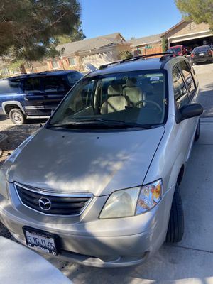 Mazda mpv mini van for Sale in Adelanto, CA
