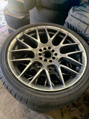 """18"""" Tires Rims for Sale in San Leandro, CA"""