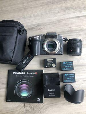 Panasonic Lumix G7 4k mirrorless camera for Sale in Tampa, FL
