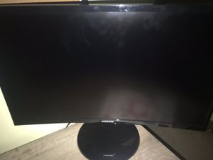 Samsung Curved Monitor for Sale in Tallmadge, OH