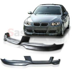 BMW E92 M-Tech Style Front Lip (Cracked, Repairable) for Sale in Portland,  OR