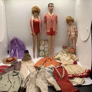 1960/1962 Barbie And Ken Lot Includes All Items for Sale in Miami, FL