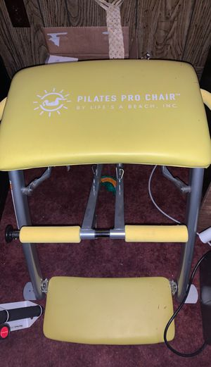 Pro chair workout for Sale in Hazleton, PA