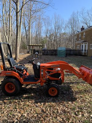 Kubota Tractor BX2360 4X4 HST for Sale in Jackson, NJ